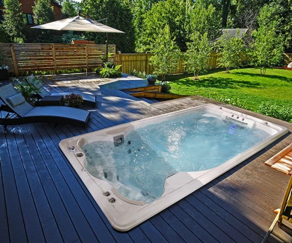 SwimLife Swim Spas in Victoria and Langford, BC